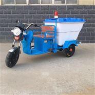 聚乙烯箱体保洁车