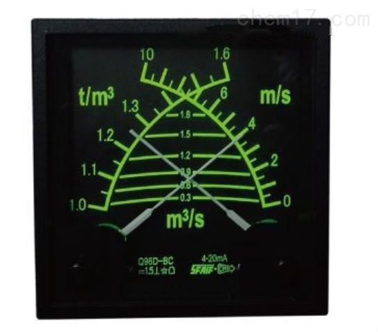 夜视背光直流电流电压双路测量指示仪表