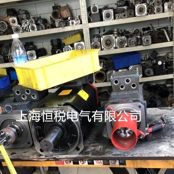 西门子1PH8主轴上电机编码器坏原厂配件更换