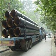 排水管线地埋聚氨酯管道敷设,厂家现制作