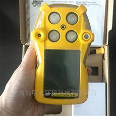 加拿大BW品牌QT系列手持式四合一气体检测仪