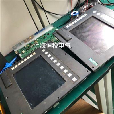当天修好数控立车西门子802D系统旁边键盘无反应