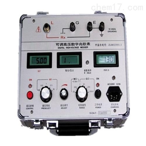 高效率高压绝缘电阻测试仪做工精良