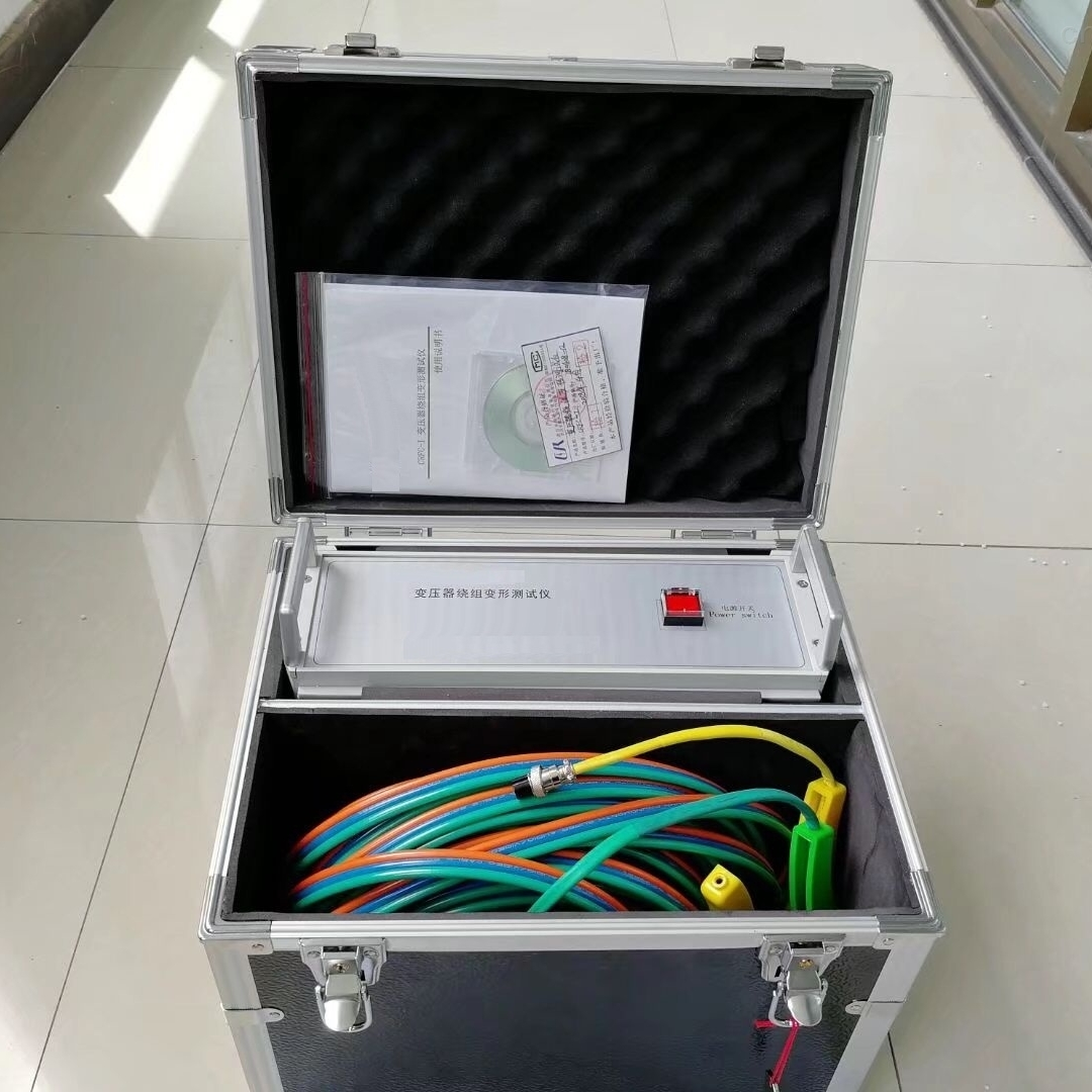 彩屏带电池压器绕组直流电阻测试仪