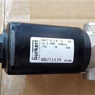 类型 7011德国宝德burkert直动式两通电磁阀