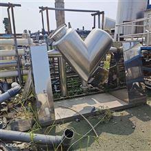 高价回收二手V型混合机 废旧工厂拆卸