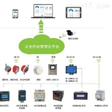 學校智慧安全用電管理雲平台