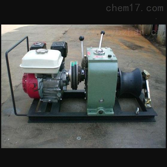 承装四级电动绞磨机50KN