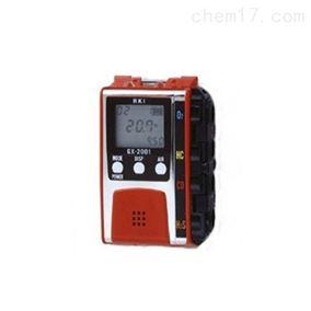 GX-2001日本理研便携式复合型气体检测仪