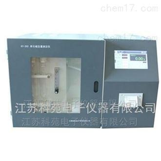 KY-202庫侖硫含量測定儀