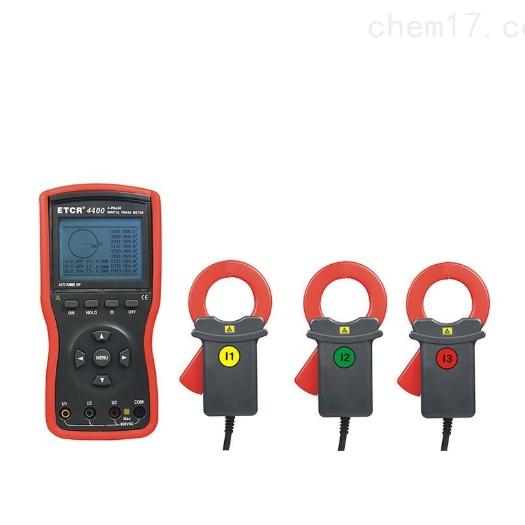 ETCR4400-三相数字相位伏安表