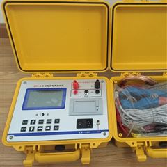 三相电容电感测试仪规格