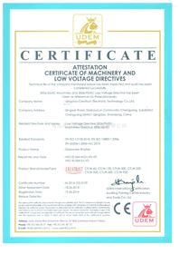 清洗机CE认证英文