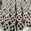 陶瓷十字隔板环填料的应用