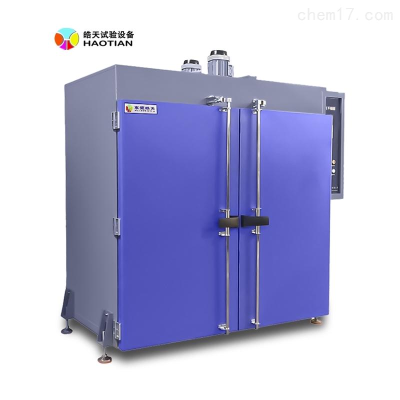 净化台车烘干箱定制高温工业烤箱