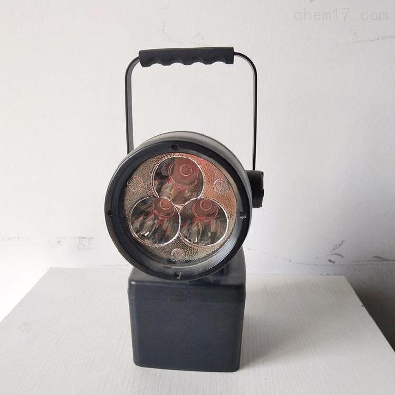 BAD309手提式LED防爆探照灯磁性移动照明