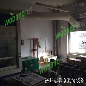 实验室排通风工程方案