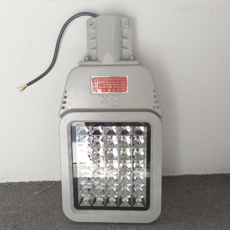KHM53-100W免维护防爆道路泛光弯杆照明IP65