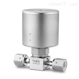 6LVV-DPHFR4-P1-C世伟洛克VAR超高纯VCR气动隔膜阀