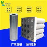 廢氣處理活性炭筒式凈化器