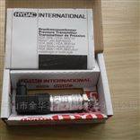 德国HYDAC贺德克 压力传感器
