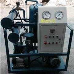温控绝缘油高效真空滤油机