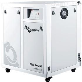 QWJ-400静音无油空压机工厂