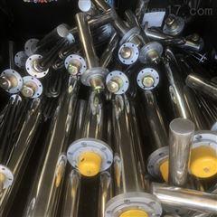 侵入式不锈钢法兰电加热管380V/3KW价格优惠