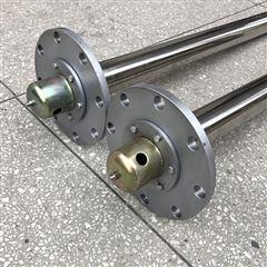 侵入式不锈钢法兰电加热管380V/7KW质保三年