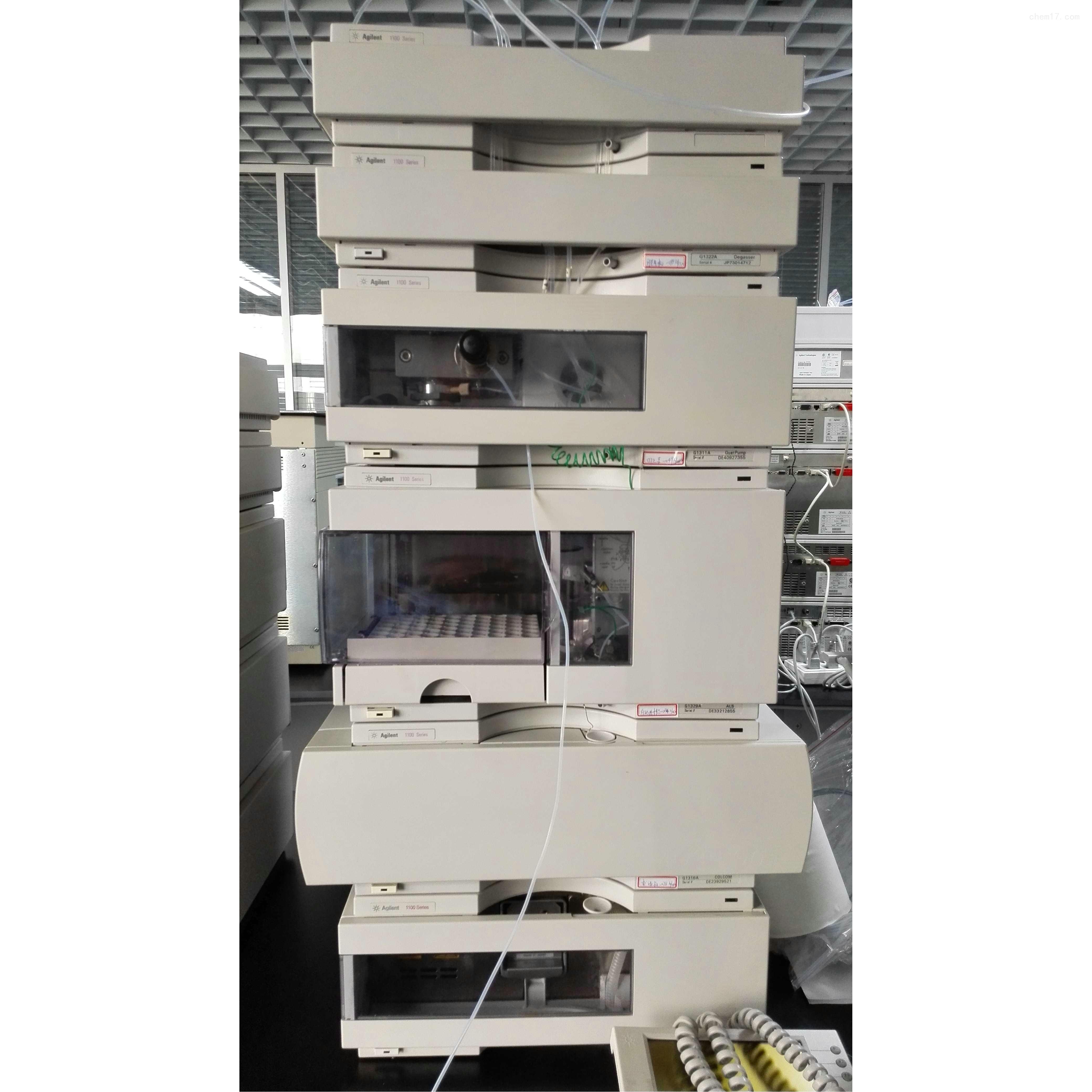 Agilent1100二手液相色谱仪