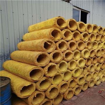 27~1020耐热玻璃棉保温管实体厂家