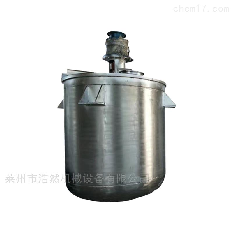 乳化沥青分散釜 不锈钢反应釜