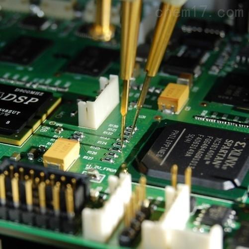 电子工业无尘厂房检测