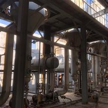 低价甩卖二手30吨钛材强制循环蒸发器