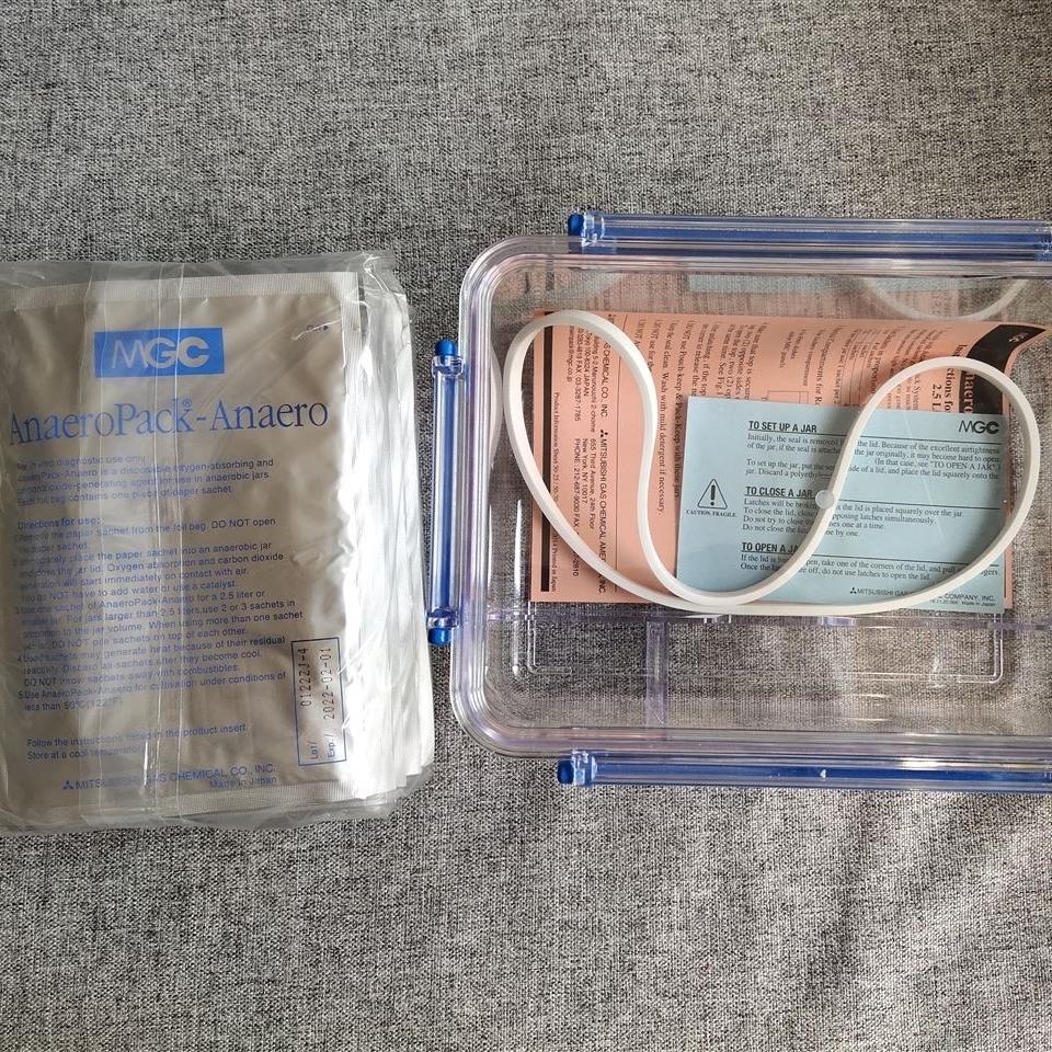 日本三菱厌氧培养装置