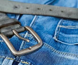 仪器设备检测出牛仔裤中致癌物超标