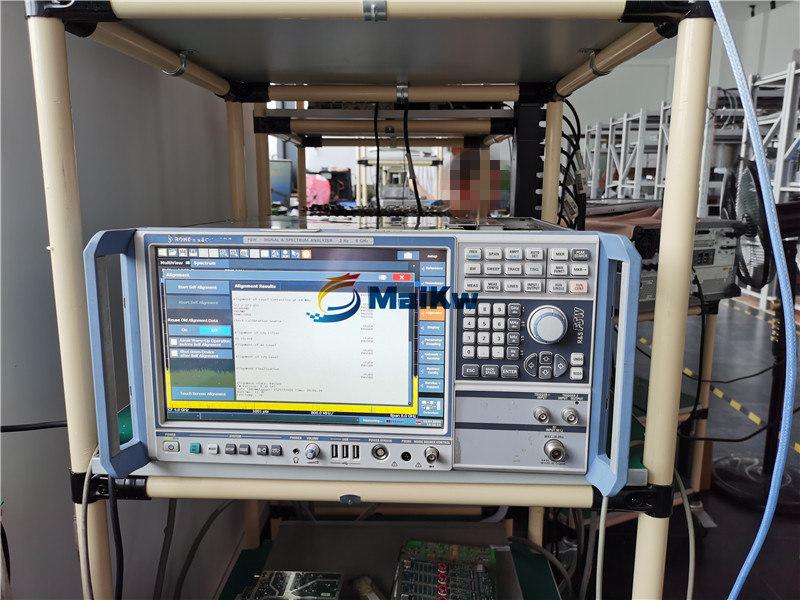R&S频谱分析仪FSW8维修案例