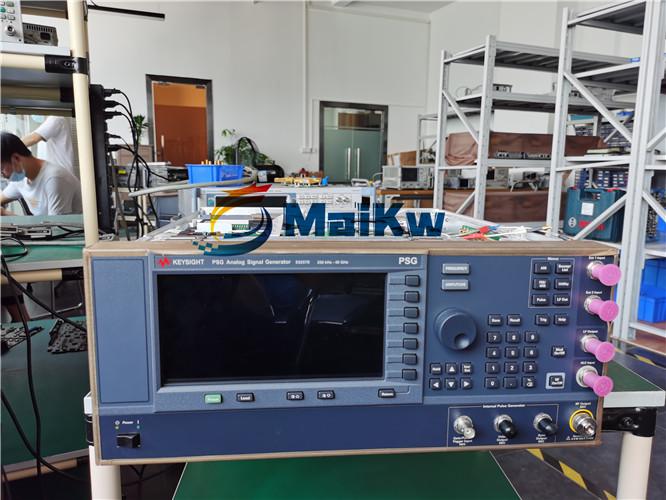 安捷伦信号发生器E8257D维修案例unleveld报错