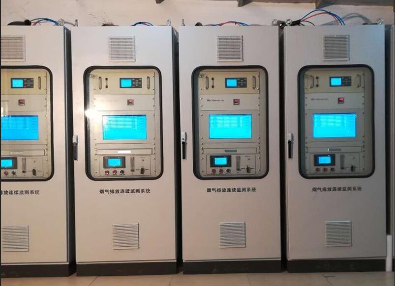 CEMS烟气在线监测设备