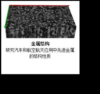 文本框:  轴承和焊接揭示在轴承和焊接中产生失效的相变分布和夹杂物