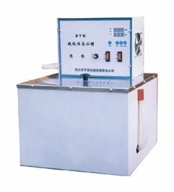 SYC系列智能不锈钢超级恒温水槽