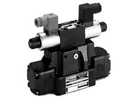 Parker派克D3/D4/D8/D9/D11系列先导式电磁换向阀