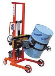 抱式电子油桶秤