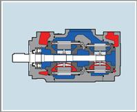 阿托斯ATOS双联叶片泵