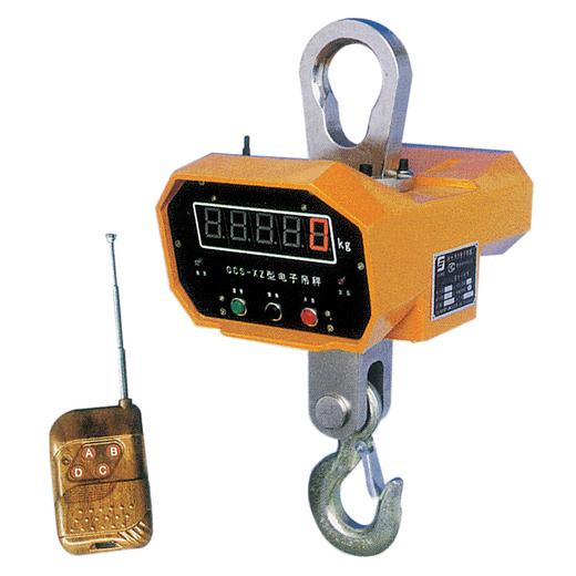 5吨电子吊钩称