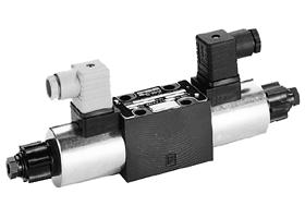 Parker派克D1VW系列柔和换向式电磁换向阀
