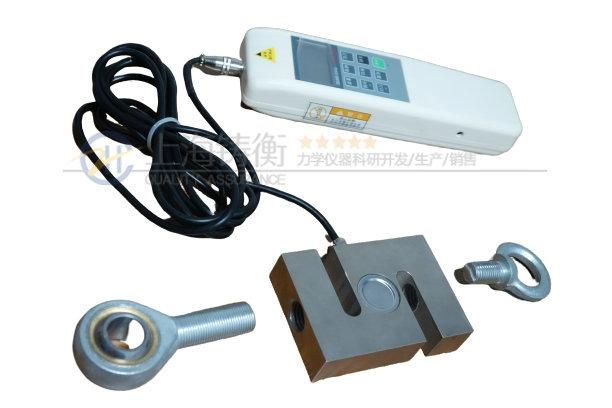S型测压力的仪器