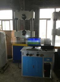 微机屏显式万能材料试验机