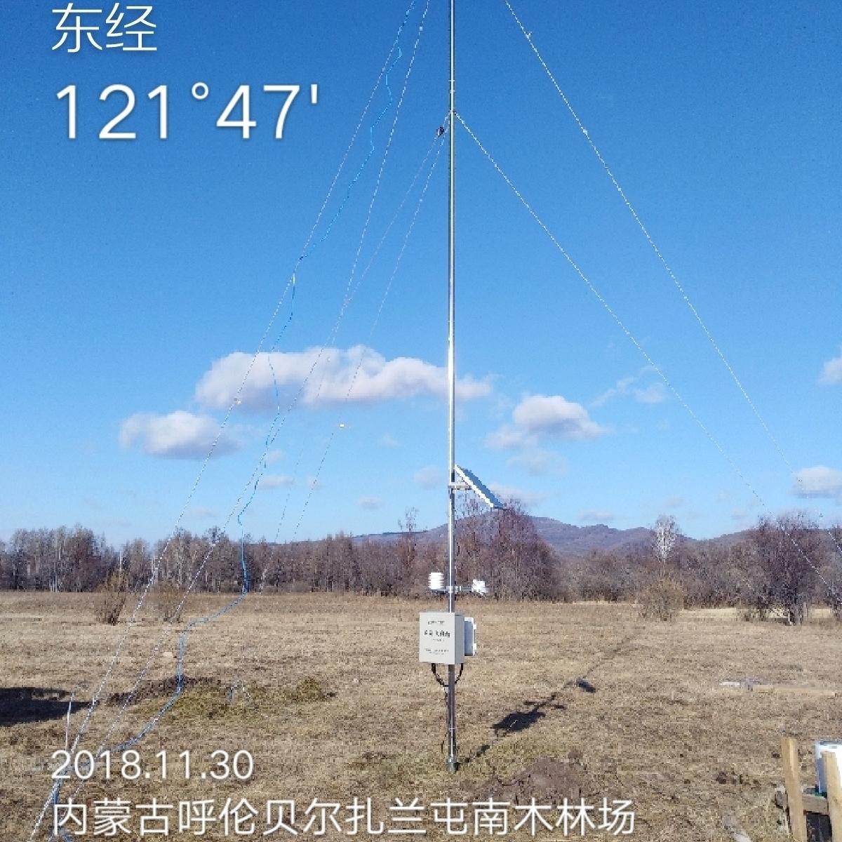 林业气象站