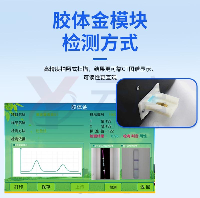 全项目多功能食品安全综合检测仪器设备